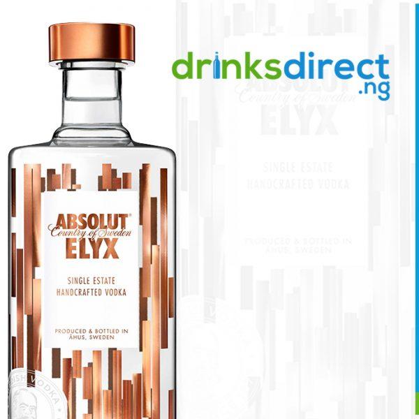 ABSOLUT ELYX 1LTR