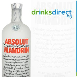 ABSOLUT MADARIN 1LTR