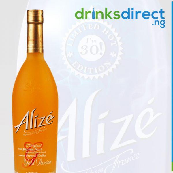ALIZE GOLD PASSION 75CL