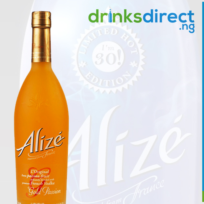 ALIZE GOLD PASSION 75CL
