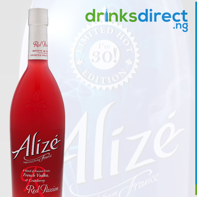 ALIZE RED PASSION 75CL