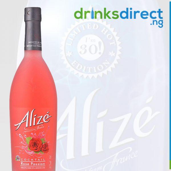 ALIZE ROSE PASSION 75CL