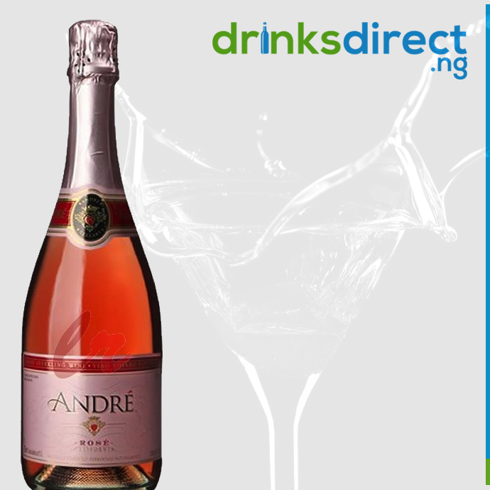 ANDRE ROSE 75CL