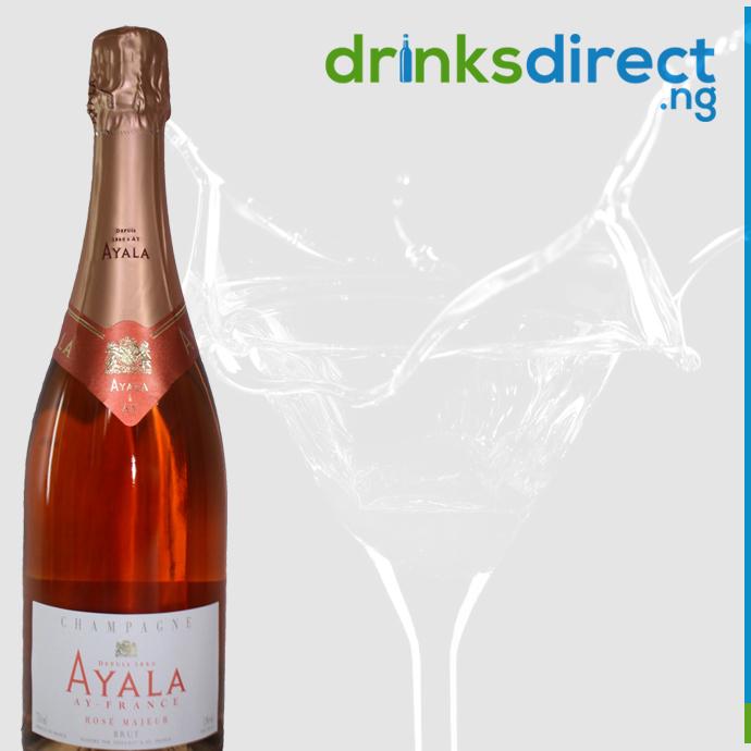 AYALA ROSE MAJEUR – (75CL)