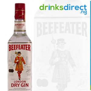 BEEFEATER LONDON DRY GIN 75CL