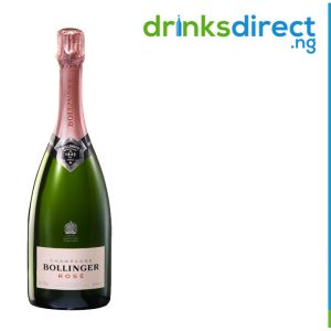 BOLLINGER ROSE – (75CL)