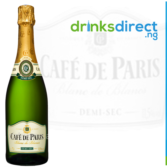 CAFE DE PARIS DEMI-SEC 75CL