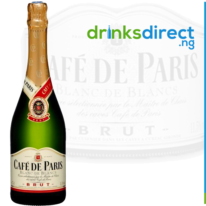 CAFE DE PARIS CUREE PRESTIGE 75CL