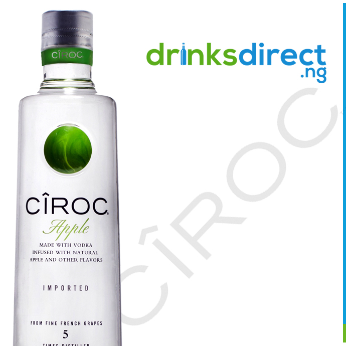 CIROC APPLE 1LTR