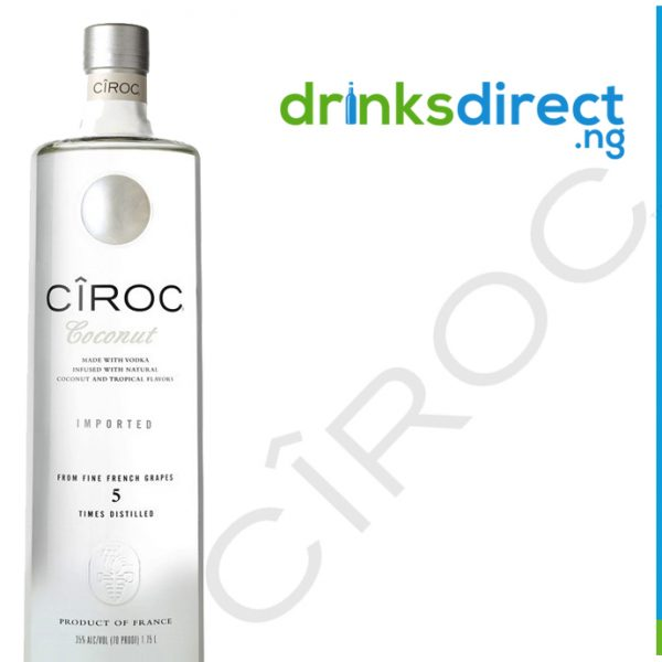 CIROC COCONUT 1LTR
