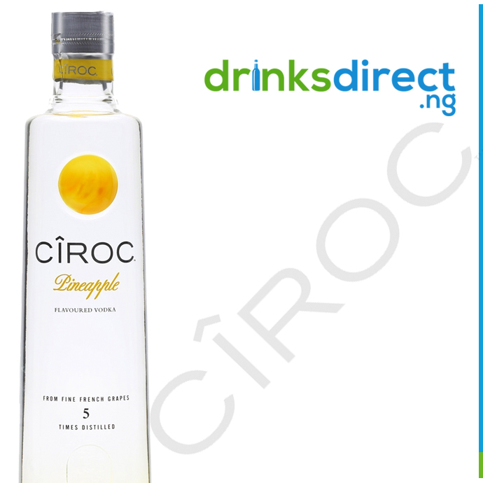 CIROC PINEAPPLE 1LTR