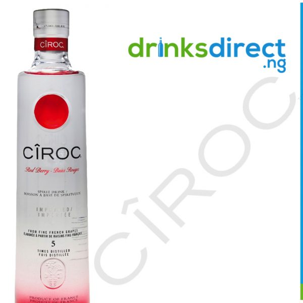 CIROC RED BERRY 1LTR