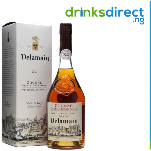 DELAMAIN XO 70CL