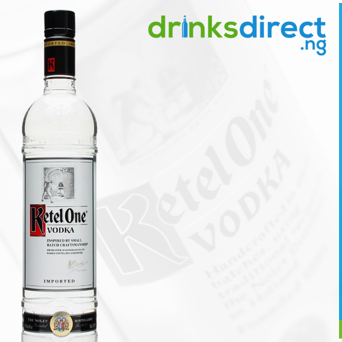 KETEL0NE VODKA
