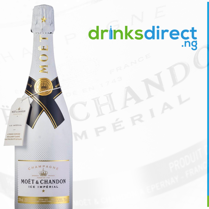 MOET ICE IMPERIAL 75CL