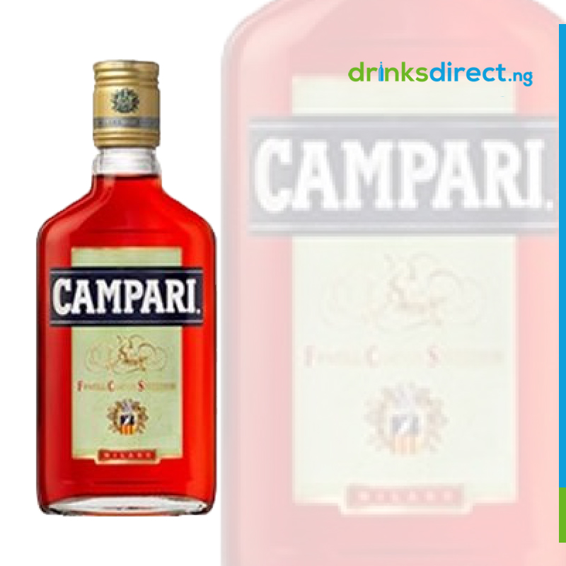 CAMPARI BITTERS 20CL