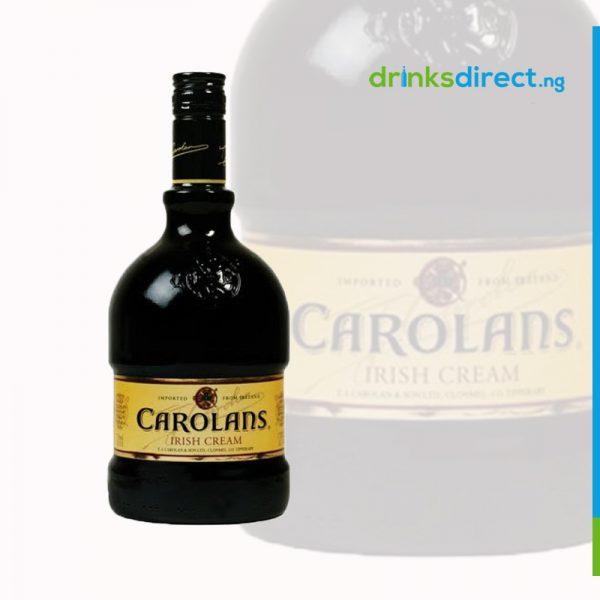 CAROLANS IRISH CREAM 70CL