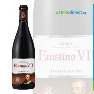 FAUSTINO RIOJA VII 75CL