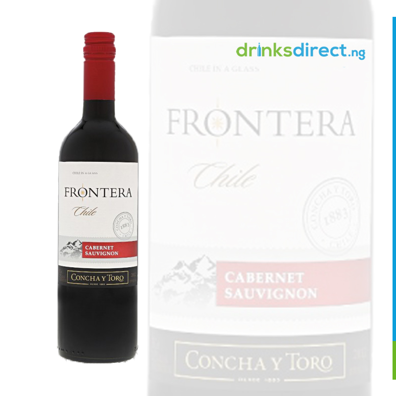 FRONTERA SWEET RED WINE 75CL