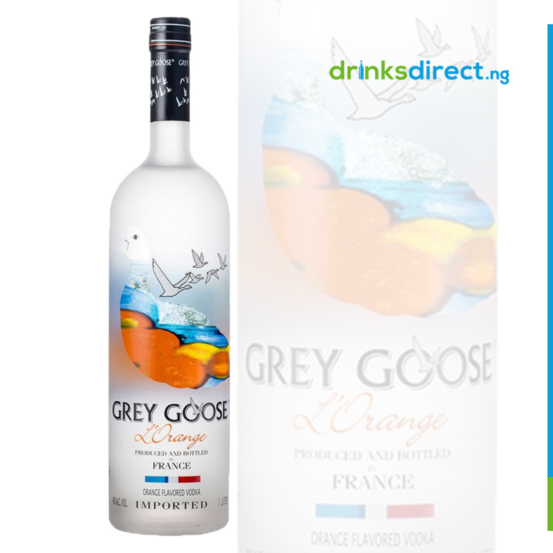 GREY GOOSE L'ORANGE 1LTR