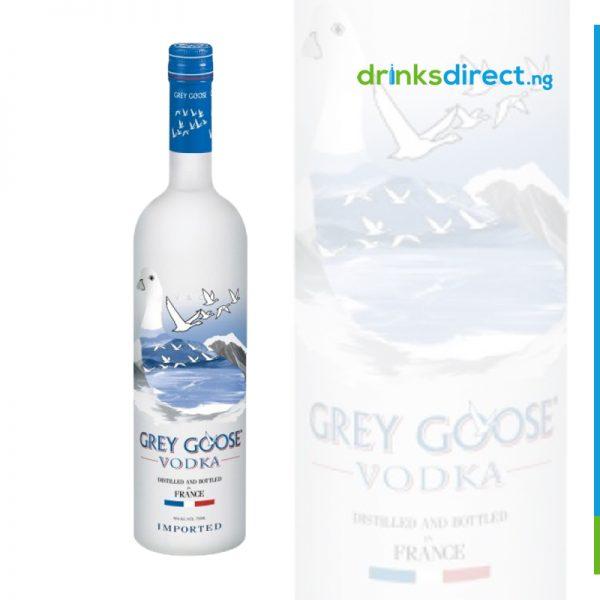 GREY GOOSE VODKA 1 LTR