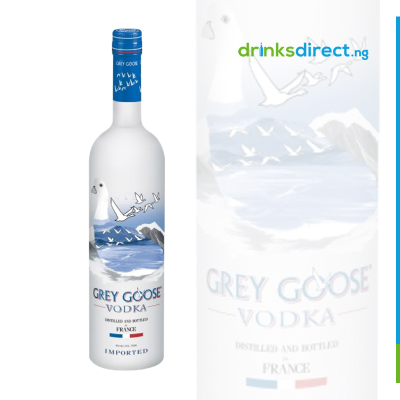 GREY GOOSE VODKA 1 LTR