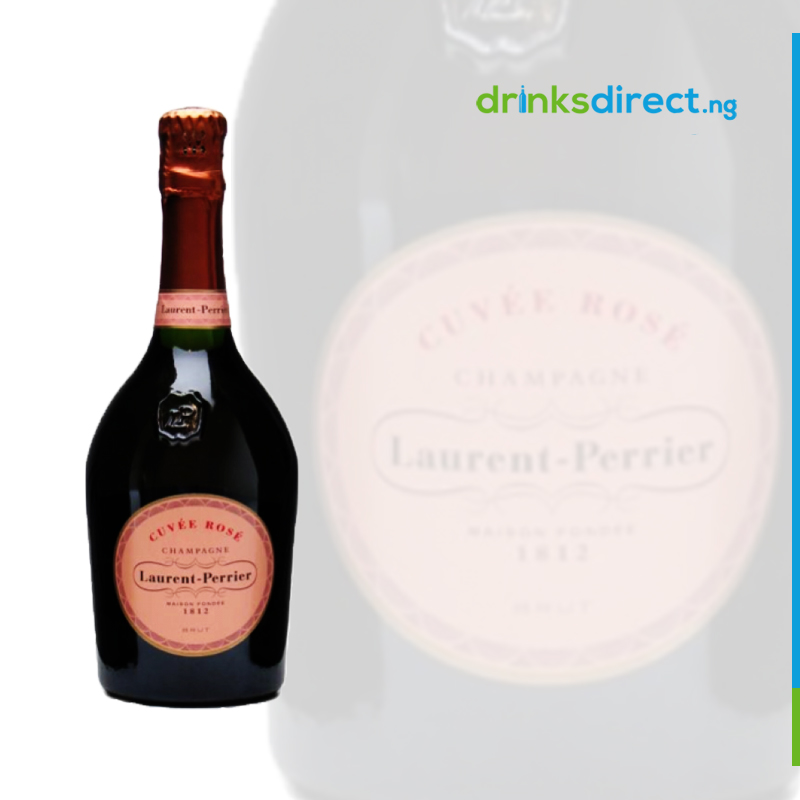 LAURENT PERRIER CUVEE ROSE 75CL
