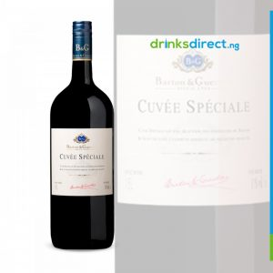 B & G CUVEE SPECIALE RED 75CL