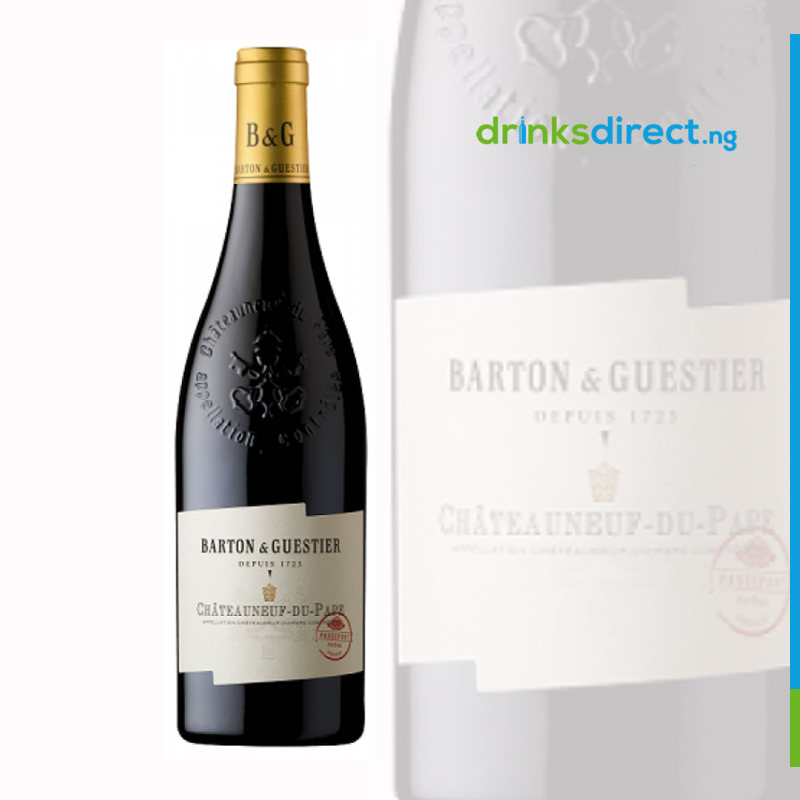 B & G CHATEAUNEUF DUPAPE 75CL