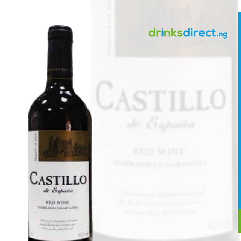 CASTILLO RED WINE 75CL