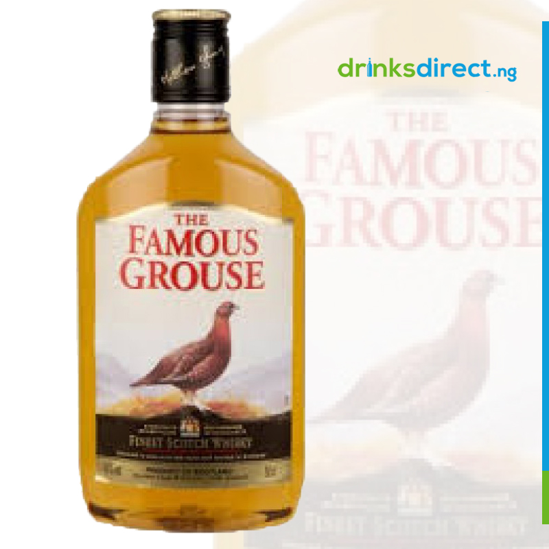 FAMOUS GROUSE WHISKEY 50CL