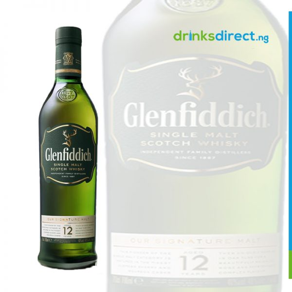 GLENFIDDICH 12YEARS