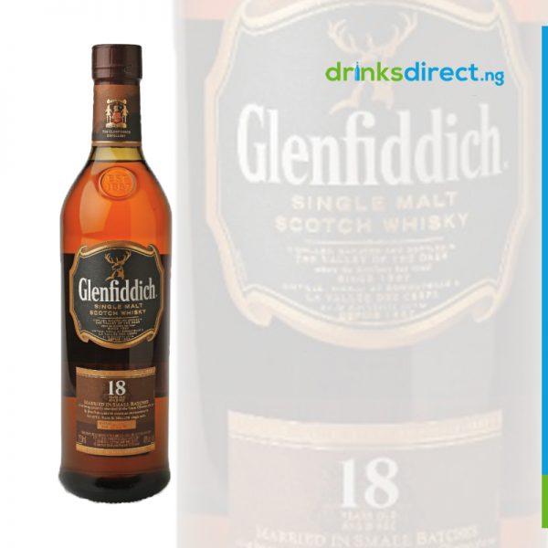 GLENFIDDICH 18YEARS