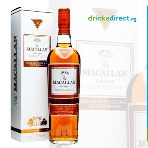 MACALLAN SIENNA – 75CL