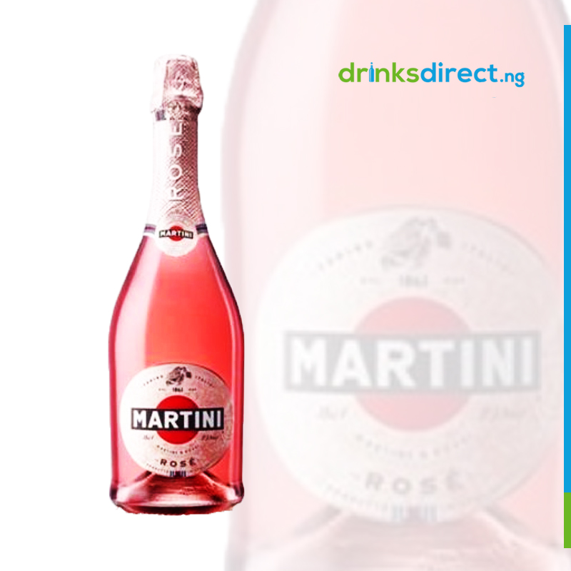 MARTINI ROSE – (75CL)