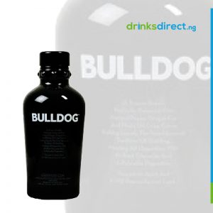 BULLDOG LONDON DRY GIN 75CL