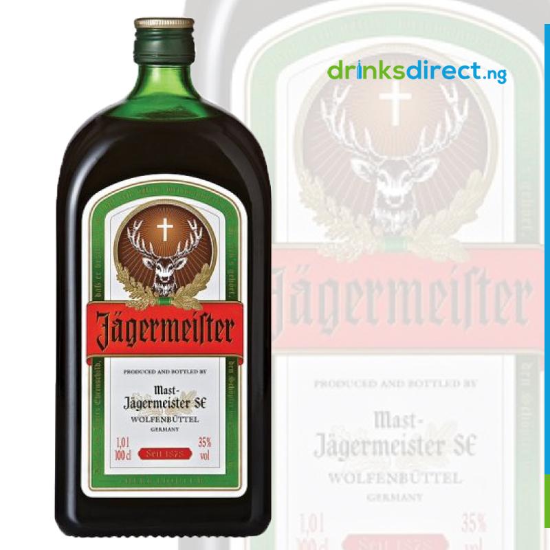 JAGERMEISTER 1LTR