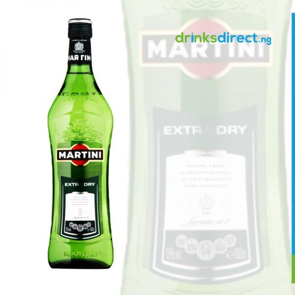 MARTINI EXTRA DRY 1 LTR