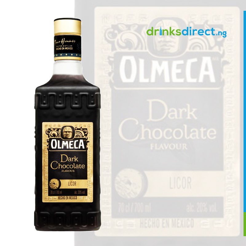 OLMECA TEQUILA CHOCOLATE 75CL