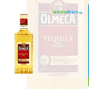 OLMECA TEQUILA GOLD 75CL