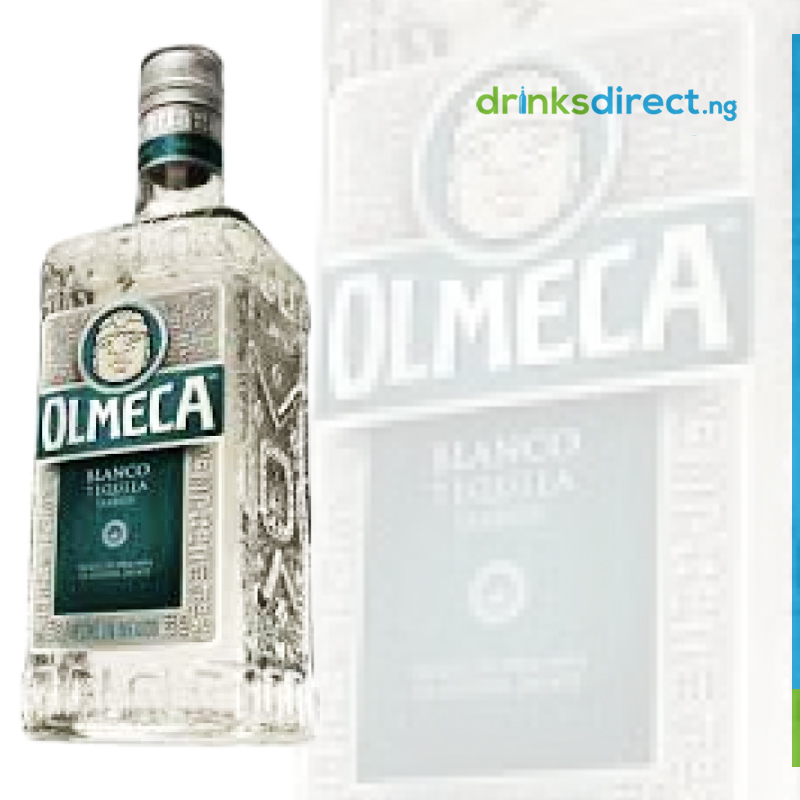 OLMECA TEQUILA WHITE 75CL