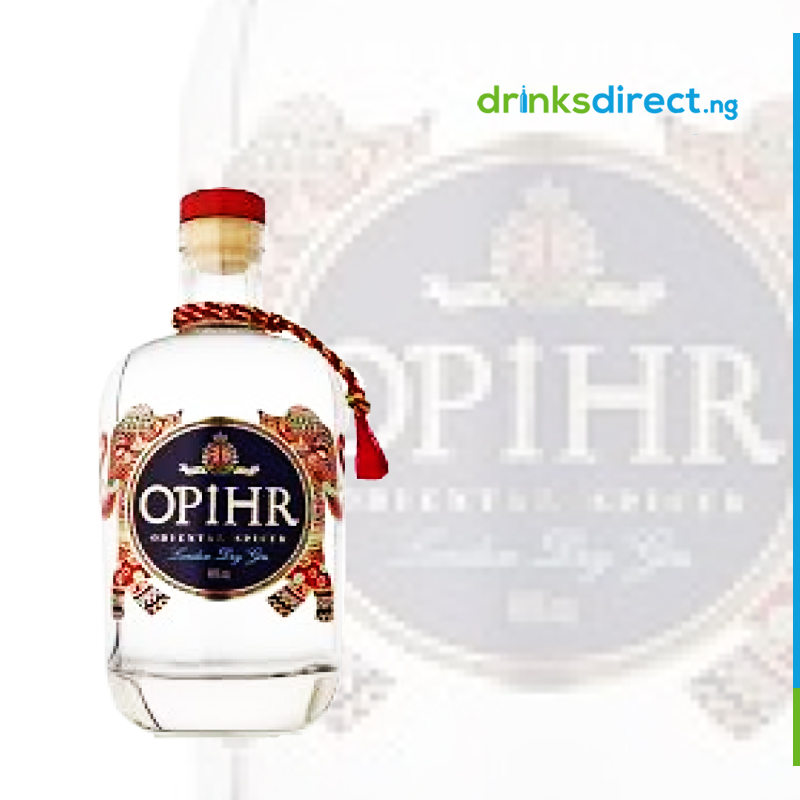 OPIHR DRY GIN 70CL
