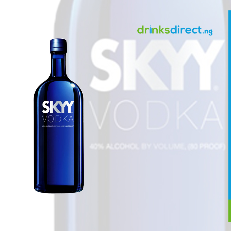 SKYY VODKA 1LTR