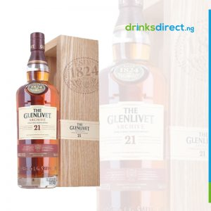 THE GLENLIVET 21- 70CL