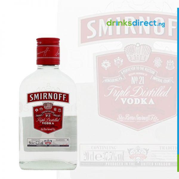 SMIRNOFF  RED 20CL