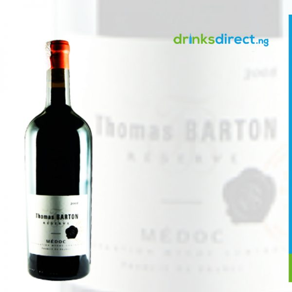 THOMAS BARTON MEDOC 2009 AOC 75CL
