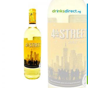 4TH STREET WHITE WINE