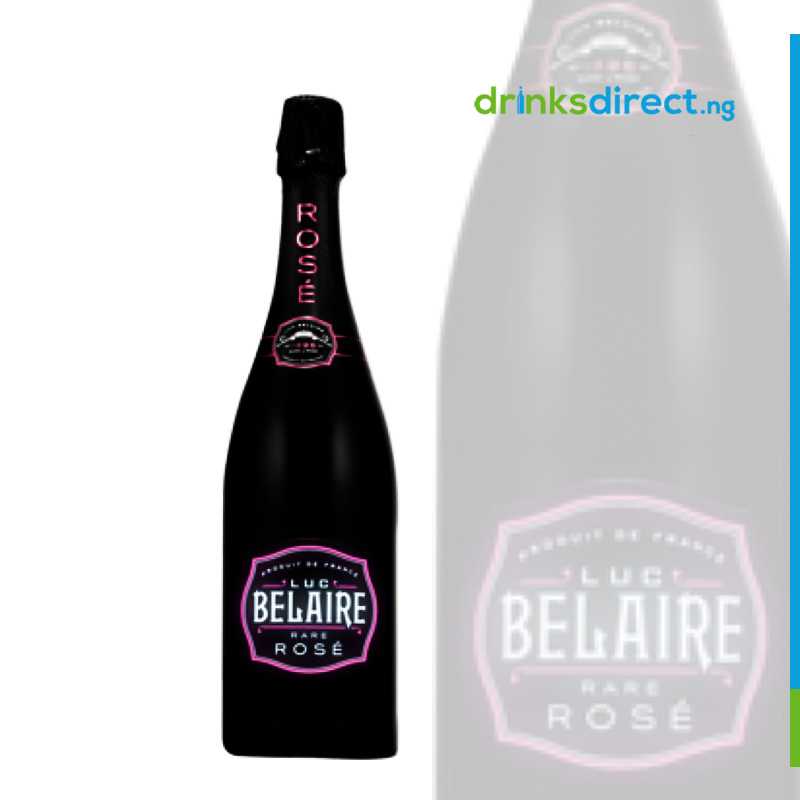 BELAIRE RARE ROSE 75CL