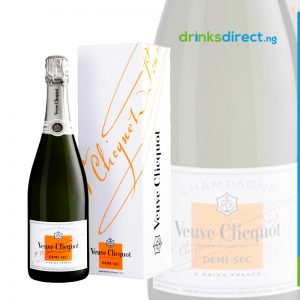 VEUVE CLICQUOT  DEMISEC 75CL