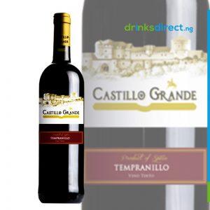 CASTILLO GRANDE RED 75CL
